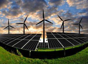 Los tipos de energía renovable